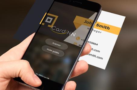 Cest Une Application Mobile De Ralit Augmente Dont Lobjectif Est La Reconnaissance Des Cartes Visites Et Laffichage En Temps Rel