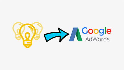 Micro tests Google Adwords