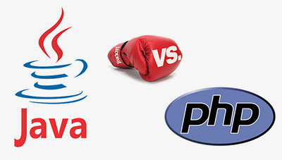 JAVA vs PHP